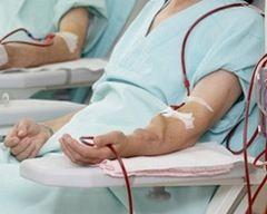 Протівопаказано застосовувати Ампрілан при гемодіалізі