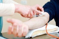 Аналіз крові з вени