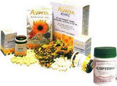 Комплекс препаратів Ауріта