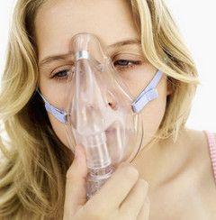 Допомога при бронхіальній астмі
