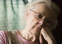 Прояв старечої деменції