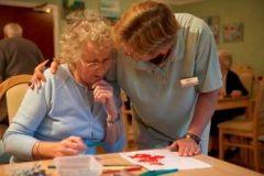 Лікування деменції уповільнює її розвиток