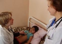 Обмінна нефропатія у дітей