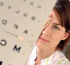 Перевірка зору