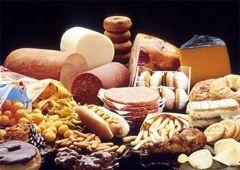 Відмова від жирного при лікуванні гліозу