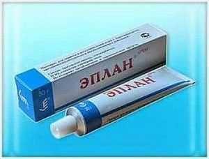 Еплан - крем від дерматиту