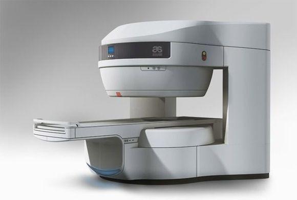 Магнітно-резонансний томограф відкритого типу