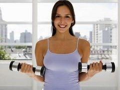 Зміцнення м'язів грудей