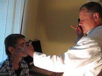 Зворотній офтальмоскопія (огляд очного дна)
