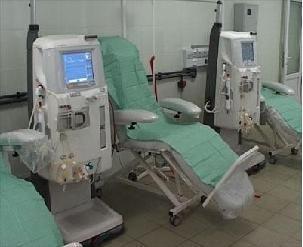 Апарат для гемодіалізу
