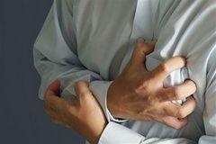 Симптоми стенокардії