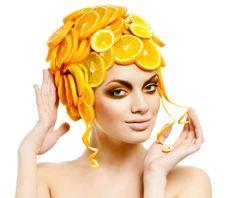 Вітамін C для волосся