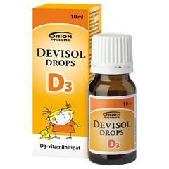 Вітамін D3 для дітей