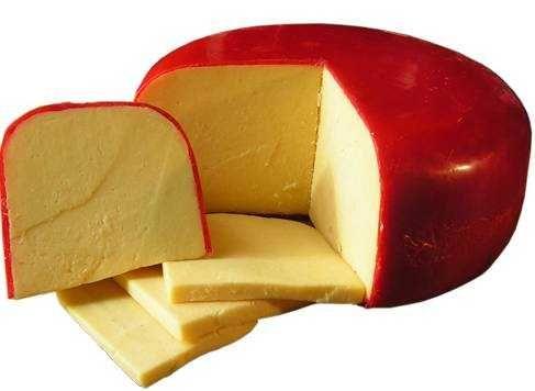 Сир твердий