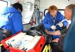 Лікар швидкої медичної допомоги